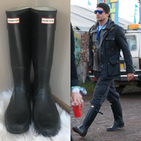 077242a8c45 Men's Hunter boots